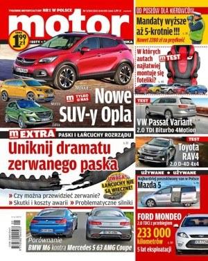 """""""Motor"""" nr 5/2015 /Motor"""