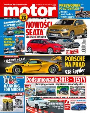 """""""Motor"""" nr 51-52/2013 /Motor"""