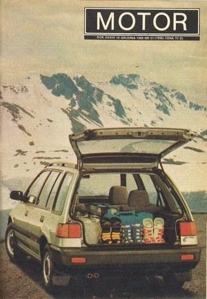 """""""Motor"""" nr 51 z 18 grudnia 1988 r. /Motor"""