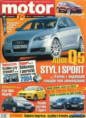 """""""Motor"""" nr 53 z 27 grudnia 2004 r. /Motor"""