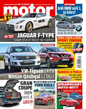 """""""Motor"""" nr 7/2014 /Motor"""