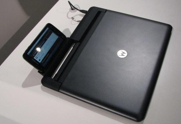 Motorola Atrix - najpotężniejszy smartfon świata (tak twierdzi Motorola) /INTERIA.PL