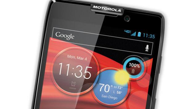 Motorola Droid RAZR Maxx HD /materiały prasowe
