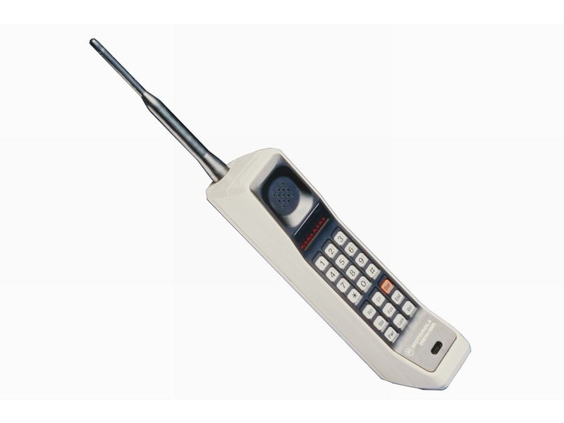 Motorola DynaTAC - jeden z pierwszych modeli /materiały prasowe