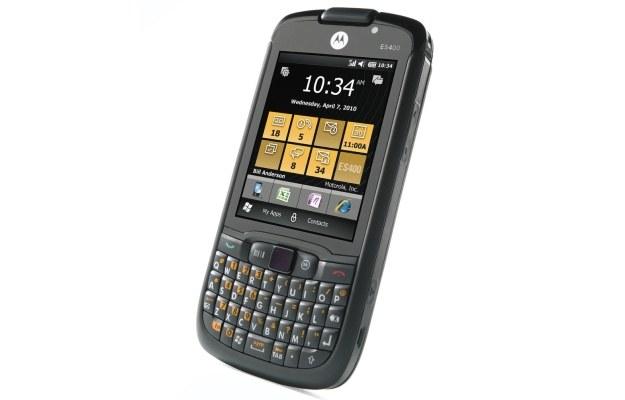 Motorola ES400 - telefon pracowników rządowych /materiały prasowe