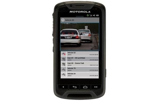 Motorola LEX755 /materiały prasowe