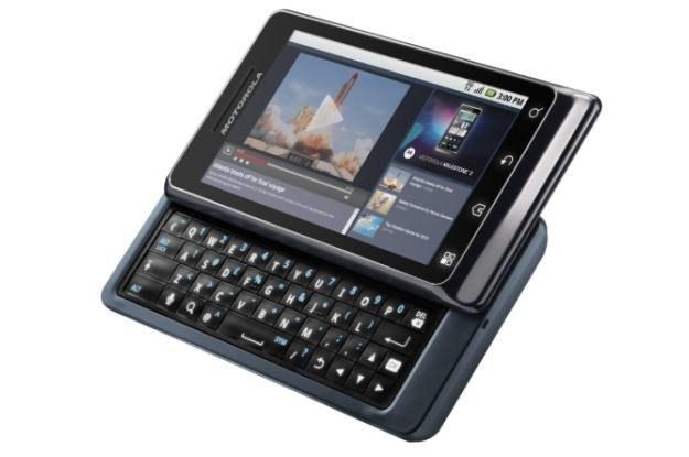 Motorola Milestone 2 - Milestone to jedyny udany telefon Motoroli od lat /materiały prasowe