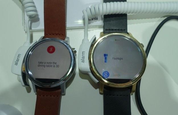 Motorola Moto 360 2 w obu rozmiarach /INTERIA.PL