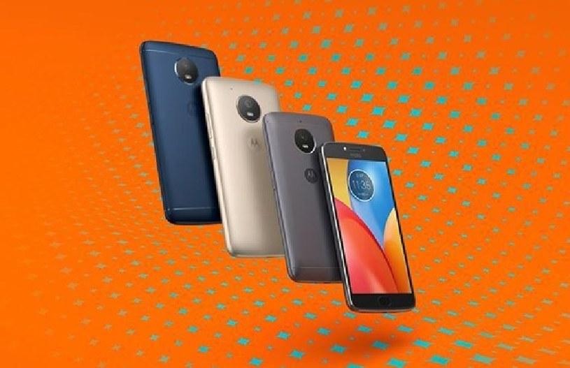 Motorola Moto E4 będzie dostępna w kilku kolorach /materiały prasowe