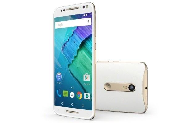 Motorola Moto X Style /materiały prasowe