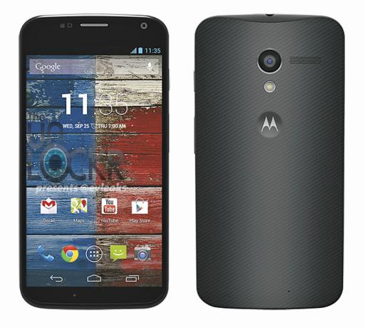 Motorola Moto X /materiały prasowe