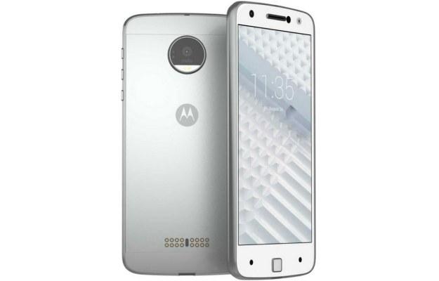Motorola Moto X4 /materiały prasowe