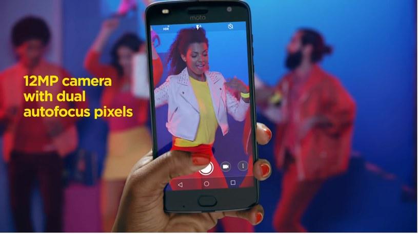Motorola Moto Z2 Play /materiały prasowe