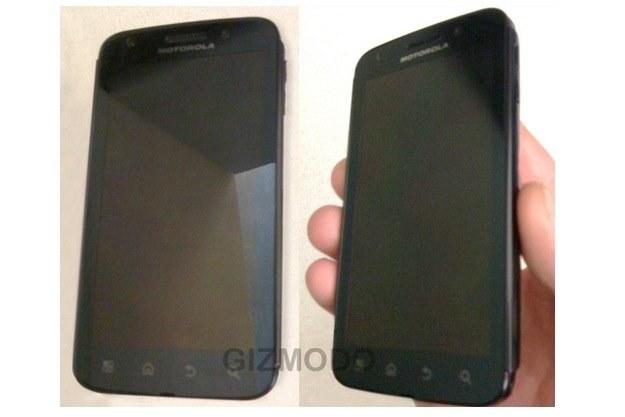Motorola Olympus ma być wyposażony w platformę Tegra 2 oraz system operacyjny Android /gizmodo.pl