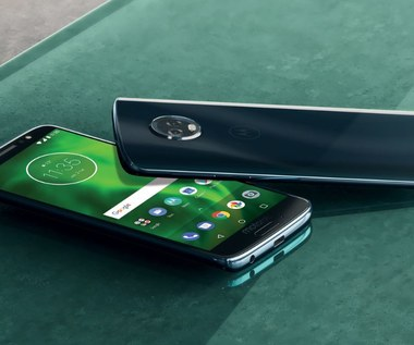 Motorola prezentuje smartfony z serii Moto G6