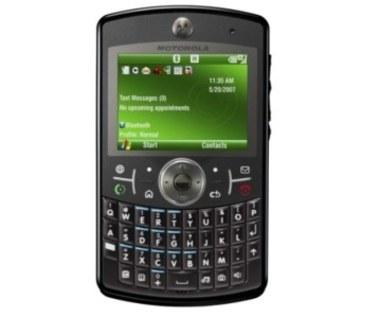 Motorola Q 9h - nudny telefon
