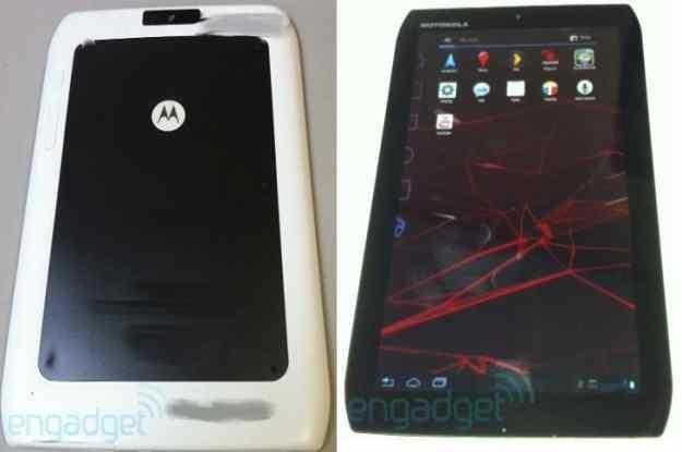 Motorola Xoom 2/ fot. engadget.com /materiały prasowe