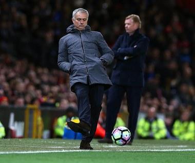 Mourinho o występie Luke'a Shawa w meczu z Evertonem. Wideo