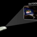 MOVI - nietypowy smartfon z projektorem