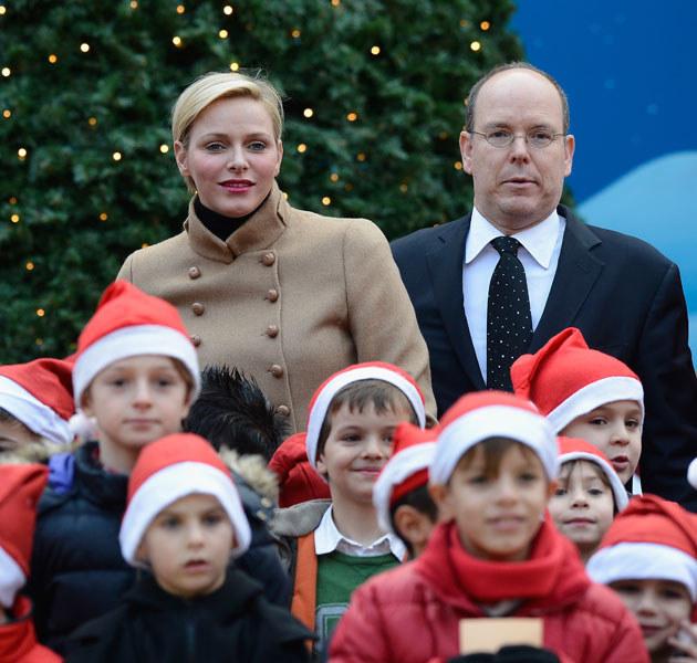 Mówi się, że małżeństwo Charlene i Alberta nie jest najszczęśliwsze /Pascal LeSegretain /Getty Images