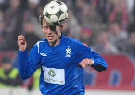 Mowlika czeka gra w Młodej Ekstraklasie /Agencja Przegląd Sportowy