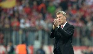 Moyes: To nie wstyd odpaść z Bayernem Monachium