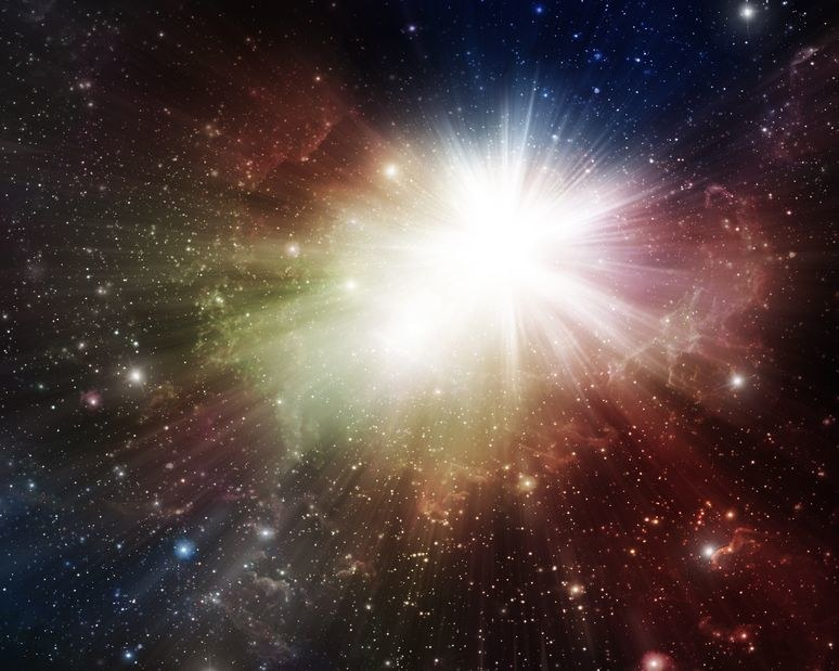 Możliwe, że Betelgeza już eksplodowała stając się supernową. Efekty wybuchu zobaczymy na Ziemi jednak dopiero po 600 latach /123RF/PICSEL
