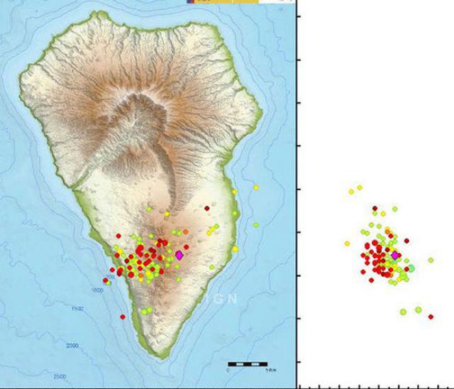 Możliwość wystąpienia dużej erupcji z wulkanu Cumbre Vieja budzi spore obawy /materiały prasowe
