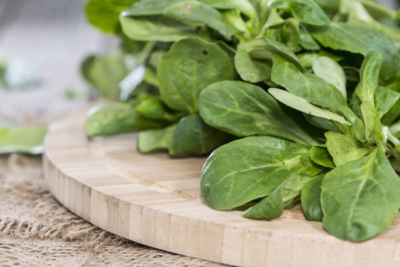 Można ją jeść z dodatkiem oliwy z oliwek, soku z cytryny i pieprzu lub mieszać z innymi sałatami /123RF/PICSEL