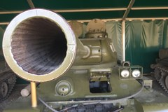 Mrągowo - Muzeum Sprzętu Wojskowego