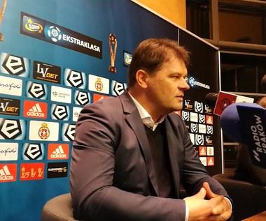 Mroczkowski po 0-3 z Wisłą Kraków. Wideo