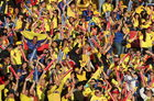 MŚ 2018: Tysiące kibiców pożegnały grupowych rywali Polaków
