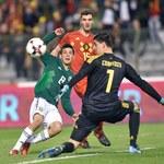 MŚ Rosja 2018. Belgia - Meksyk 3-3 w meczu towarzyskim