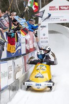 MŚ w bobslejach - dublet Niemców w dwójkach