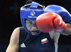 MŚ w boksie: Sandra Drabik powalczy o medal i kwalifikację olimpijską