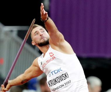 MŚ w Londynie. Marcin Krukowski ma szansę na medal w rzucie oszczepem