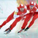 MŚ w łyżwiarstwie szybkim - ósme miejsce polskiej drużyny