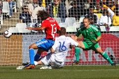 MŚ2010: Paragwaj pokonał Słowację