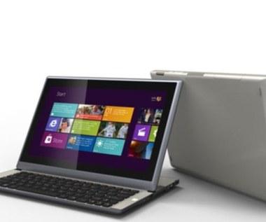 MSI Slider S20 - tablet z wysuwaną klawiaturą