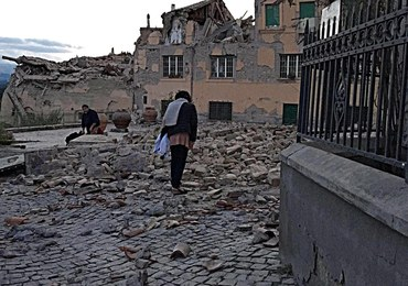 MSZ: Nie ma informacji, by wśród poszkodowanych we Włoszech byli Polacy
