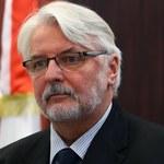MSZ nie ujawni ekspertyz dot. wyboru Tuska na stanowisko szefa RE
