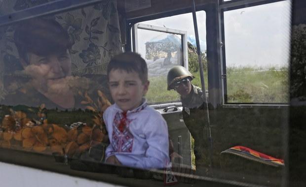 MSZ Rosji: Ostrzał lotniczy w Ługańsku to zbrodnia przeciw narodowi