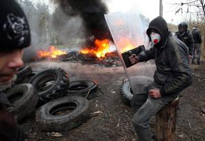 MSZ: Ukraina ma dowody zaangażowania Rosji w działania separatystów