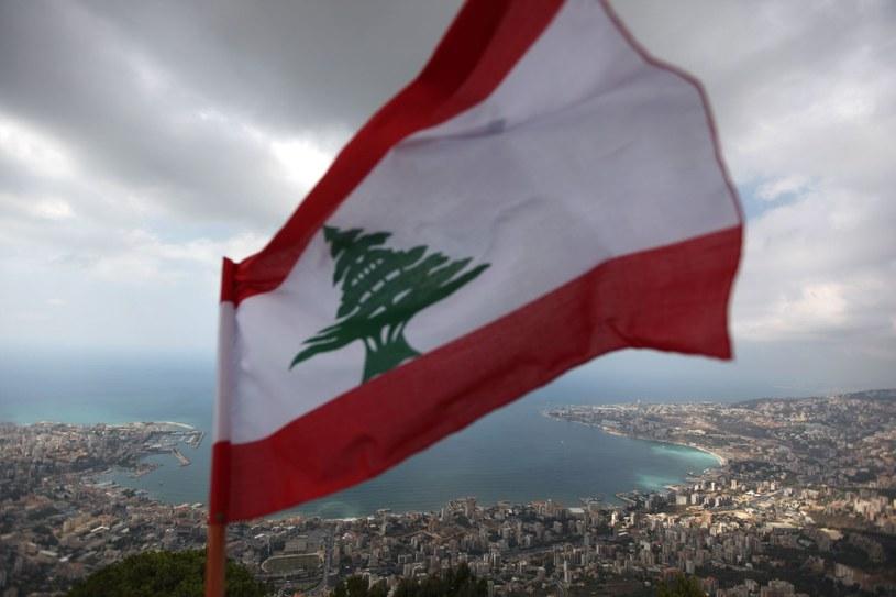 MSZ zaleca Polakom powstrzymanie się od podróży do Libanu/ /AFP