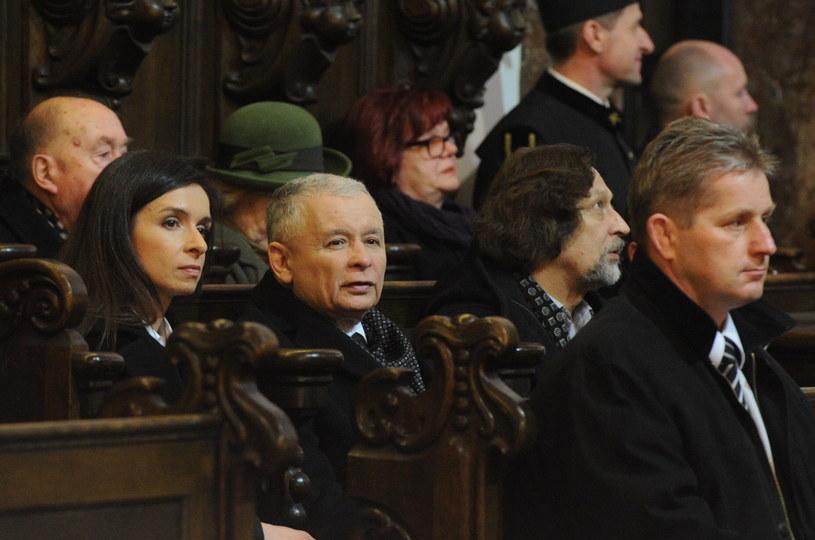 Msza w intencji ofiar katastrofy /Grzegorz Jakubowski /PAP