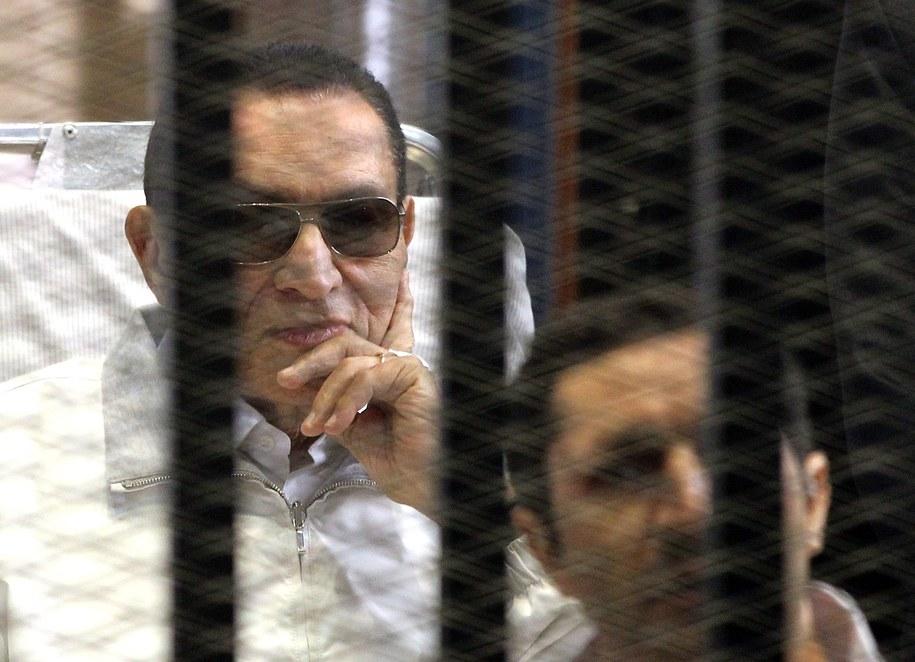 Mubarak może opuścić więzienie /KHALED ELFIQI   /PAP/EPA