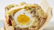  Muffinki śniadaniowe jajeczno-serowe