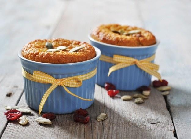 Muffinki z bakaliami pomogą przetrwać zimę i dotrwać w zdrowiu i energii do wiosny! /materiały prasowe