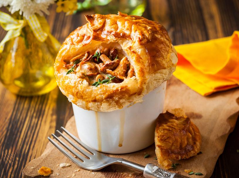Muffinki z kurkami /123RF/PICSEL