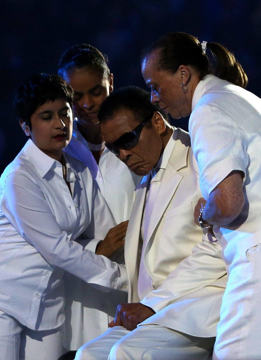 Muhammad Ali /Photoshot    /PAP
